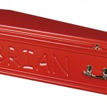 Artiste Coffin Red